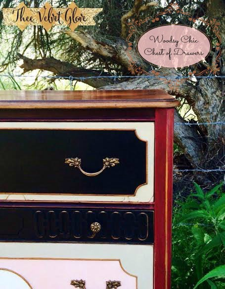Woodsy Chic by Thee Velvet Glove