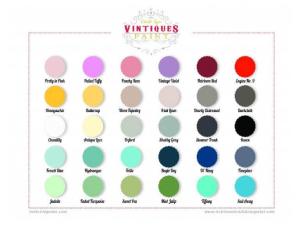 Vintiques - Thee Velvet Glove