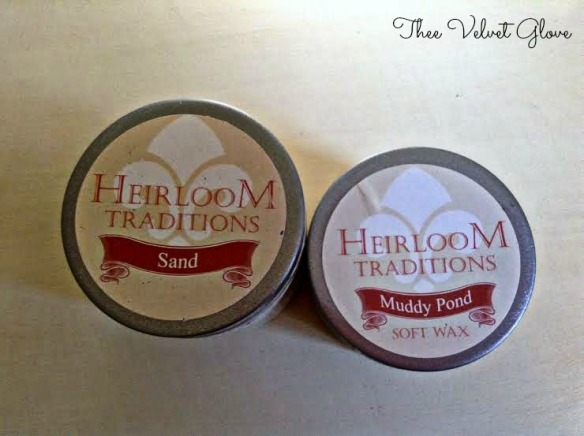 Thee Velvet Glove - Aurora Staining Gels for Heirloom Traditions