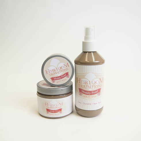 Muddy Pond by Heirloom Traditions