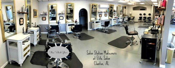 Thee Velvet Glove Elite Salon Pano3