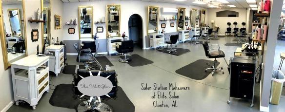 Thee Velvet Glove Elite Salon Pano3